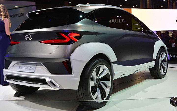 Hyundai Saga EV 2020 экстерьер
