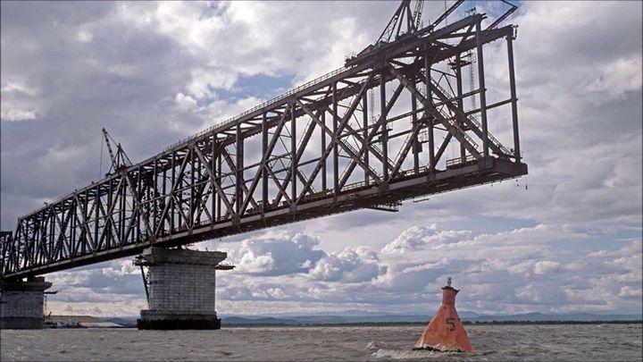 Мост Россия-Китай