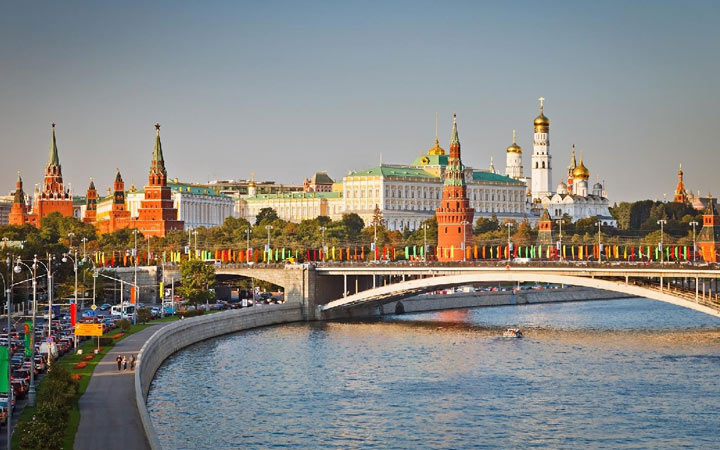 Куда поехать на майские в 2021 году - Москва