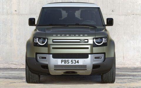 Экстерьер Land Rover Defender 2020