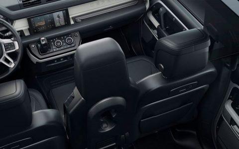 Салон Land Rover Defender 2020
