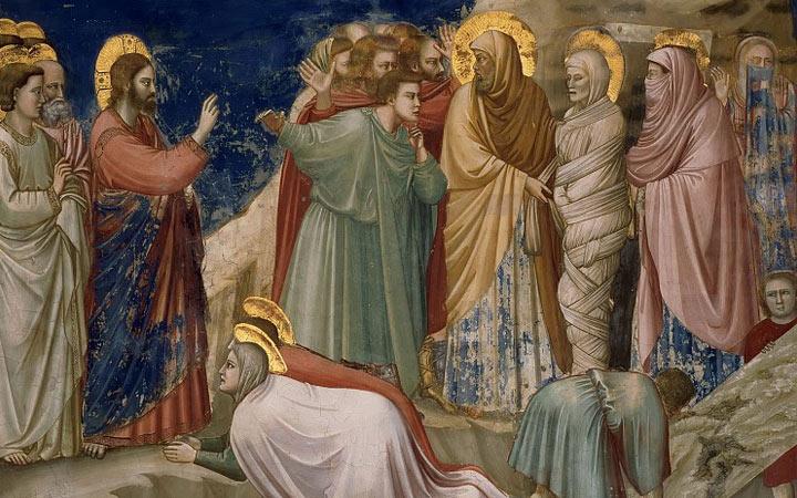 Когда празднуется воскрешение Лазаря