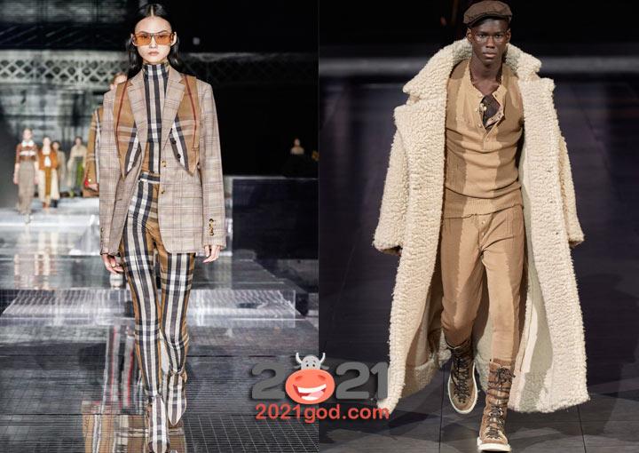 Тренды женской и мужской моды сезона осень-зима 2020-2021