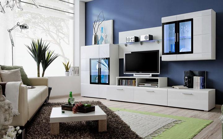 Модульная мебель в интерьере 2020 года