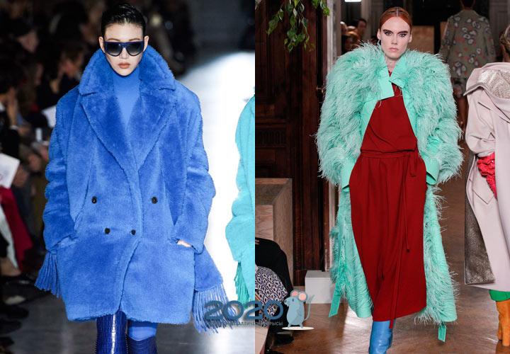Обзор модных моделей шуб сезона осень-зима 2019-2020