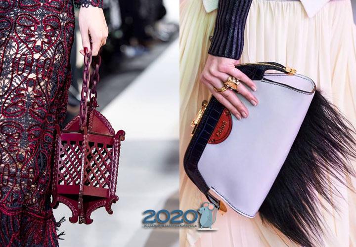 Модные сумки и другие тенденции моды 2020 года