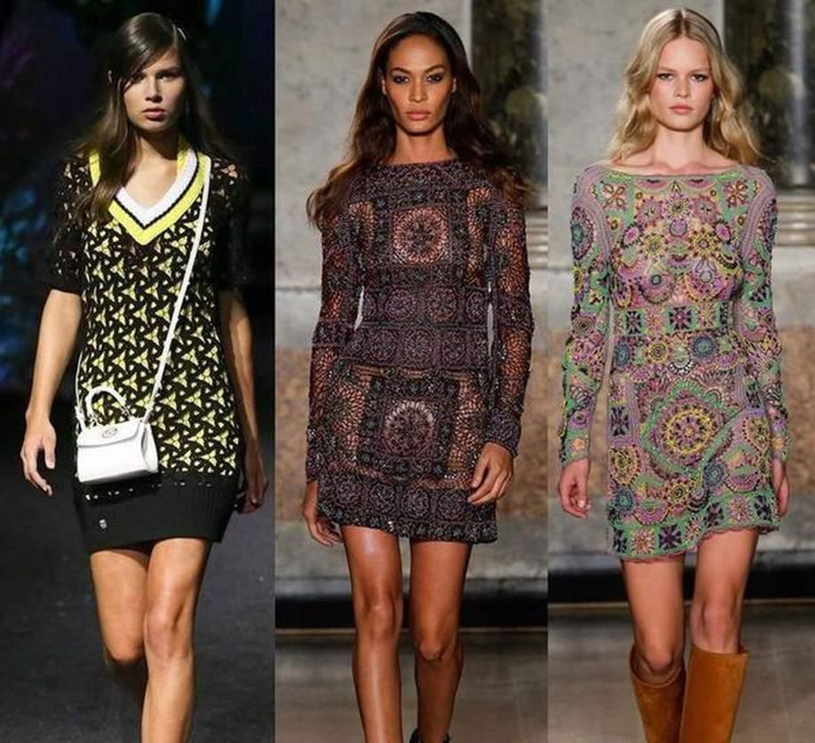 Модные тенденции осень-зима 2019-2020