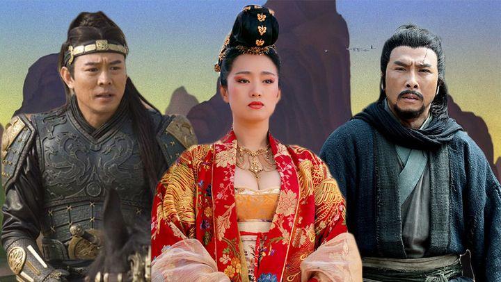 Актеры фильма 2020 года Мулан