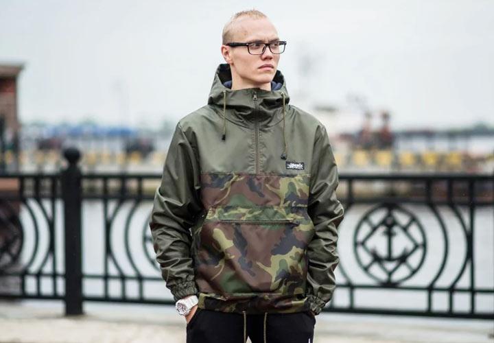 Мужские куртки осень-зима 2019-2020 года