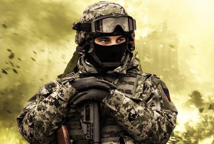 Военнослужащий РФ