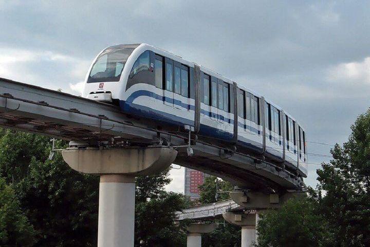 Наземное метро в Подмосковье