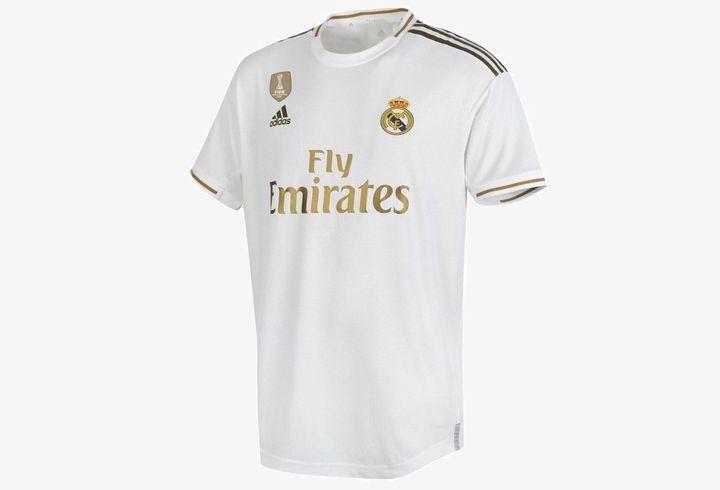 Домашний комплект новой формы Реал Мадрид 2019-2020 года