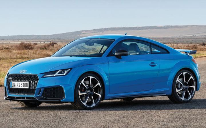 Audi ТТ 2019-2020 года