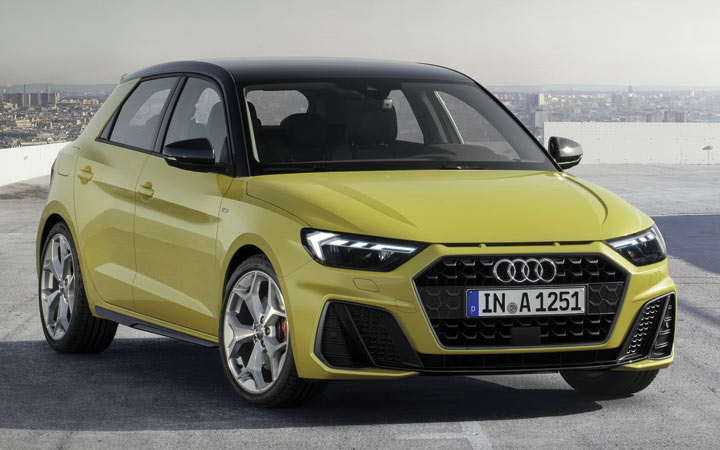 Audi А1 2019-2020 года
