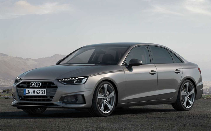 Audi А4 2019-2020 года