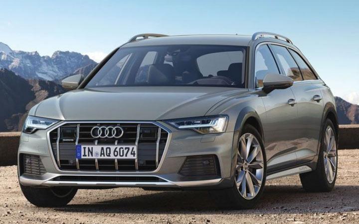 Audi A6 Allroad 2019-2020 года