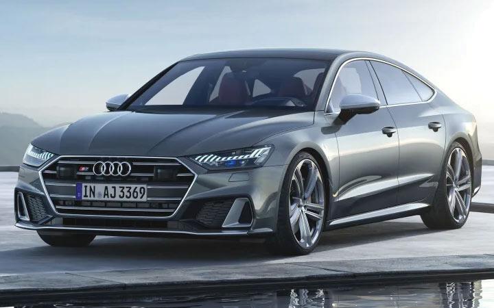 Audi A7 Sportback 2019-2020 года