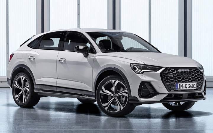Audi Q3 Sportback 2019-2020 года