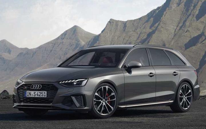 Audi S4 2019-2020 года