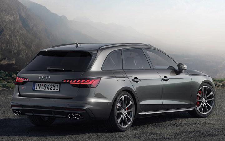 Экстерьер Audi S4 2019-2020 года