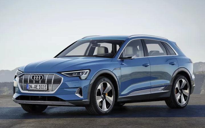Audi E-tron 2019-2020 года