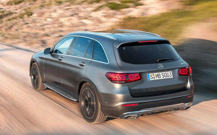 Mercedes GLC 2020 и другие авто новинки