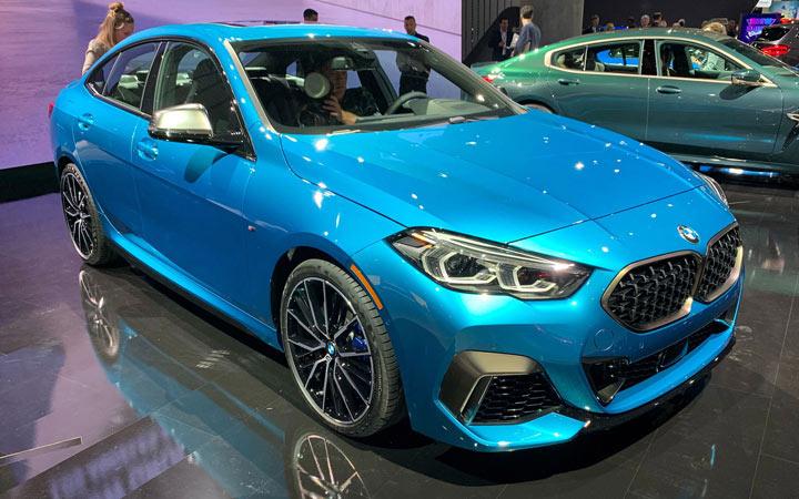 BMW 2-series Gran Coupe 2020