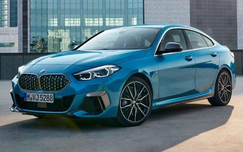 BMW 2-series Gran Coupe экстерьер
