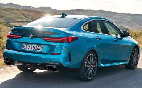 Новая BMW 2-series Gran Coupe 2020 года