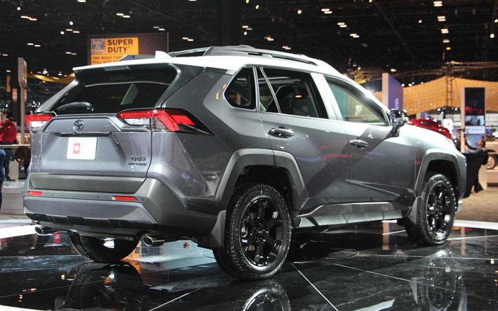 Toyota RAV 4 и другие новинки 2020 года