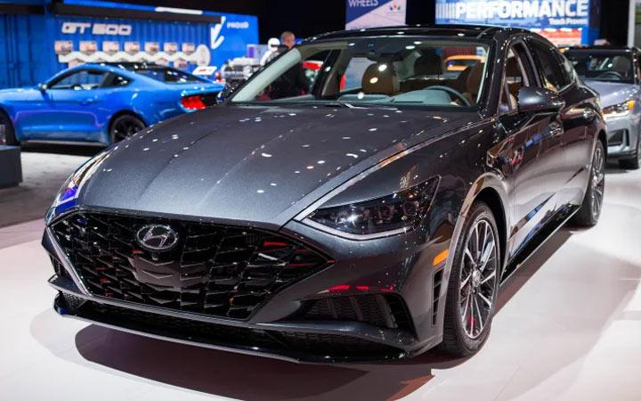Hyundai Sonata 2020 и другие новинки автопрома