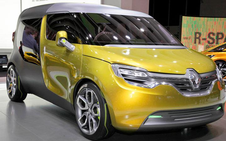 Renault Kangoo 2020 года