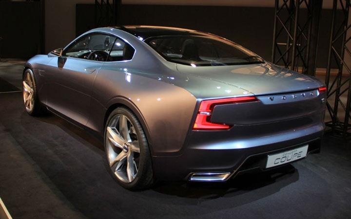 Новинки авто 2020 года Volvo C30