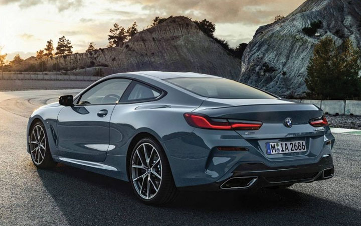 BMW 8-Series 2019-2020 года
