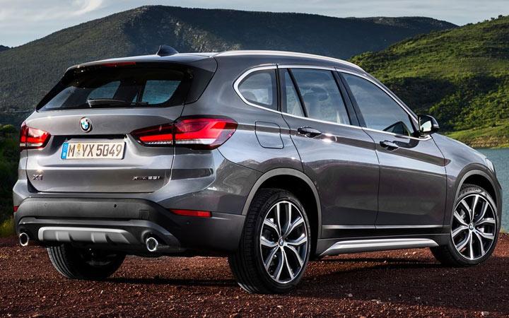 Первые фото нового BMW X1 2020