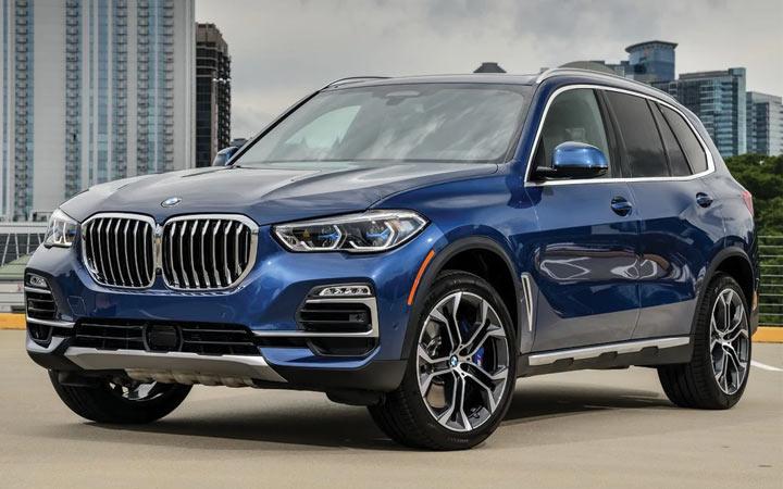 Новый BMW X5 2019-2020 года