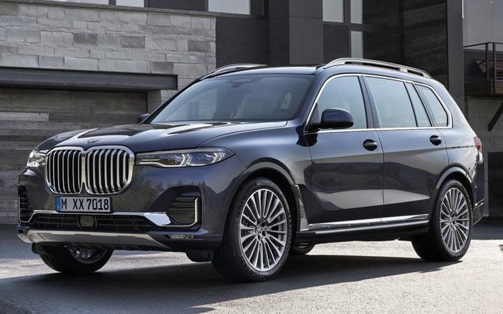 Новый BMW X6 2019-2020 года