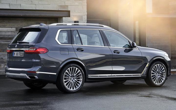 Экстерьер и описание BMW X6 2019-2020 года
