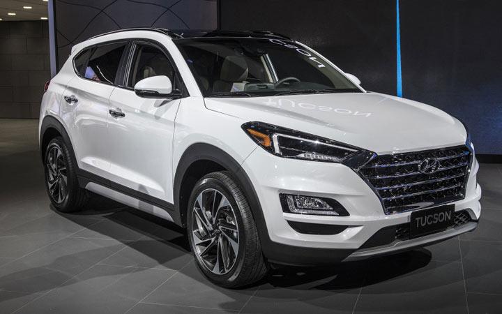 Новый Hyundai Tucson 2019-2020