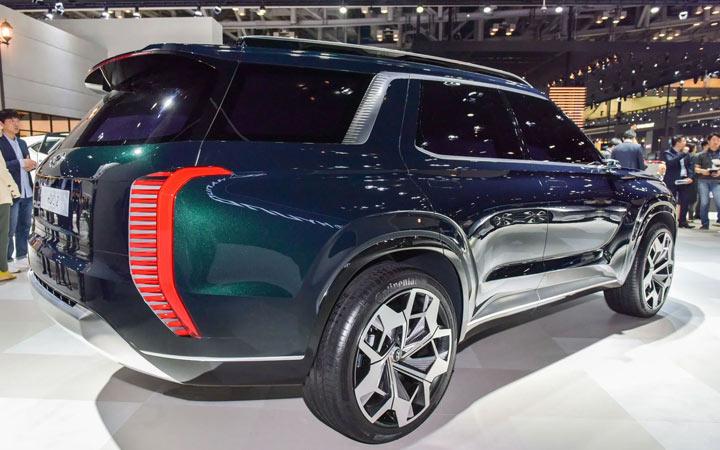 Новый Hyundai Palisade 2019-2020