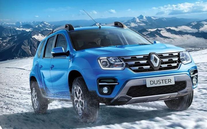 Renault Duster 2020-2021