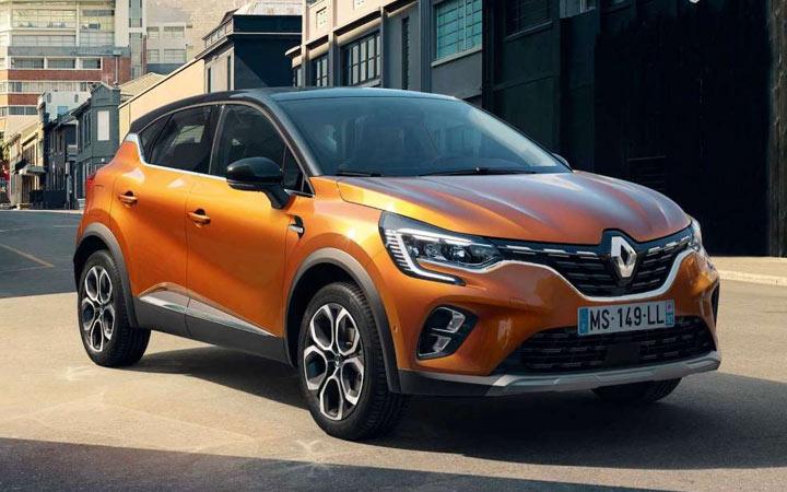 Renault Captur 2020-2021