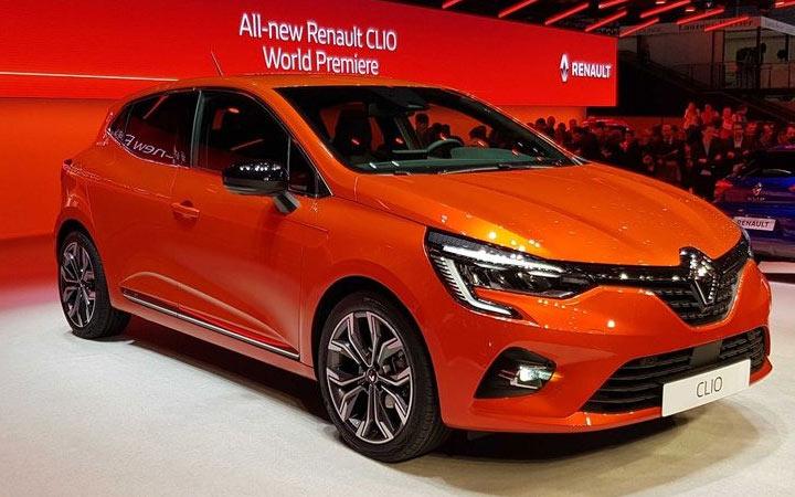 Clio E-Tech (Hybrid) 2020-2021