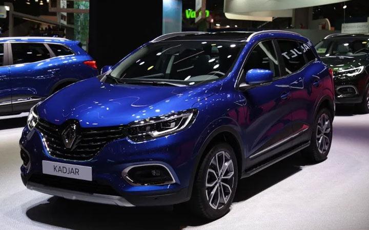 Renault Kadjar 2020-2021