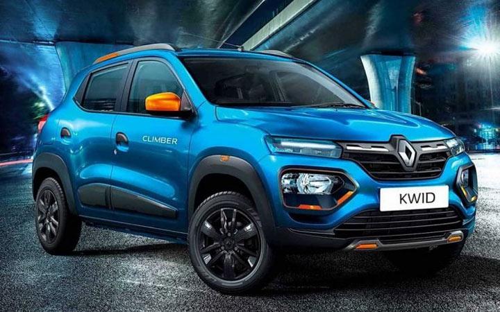 Renault Kwid и другие новинки 2020-2021 года
