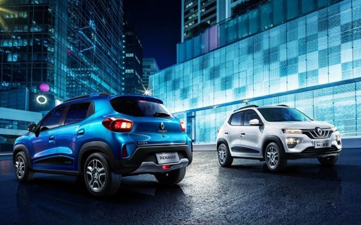 Renault Kwid 2020-2021 года