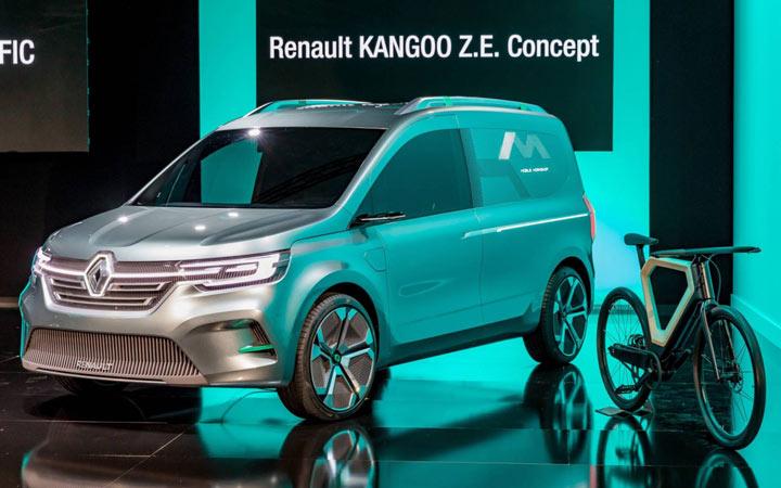 Kangoo Z.E. 2020-2021