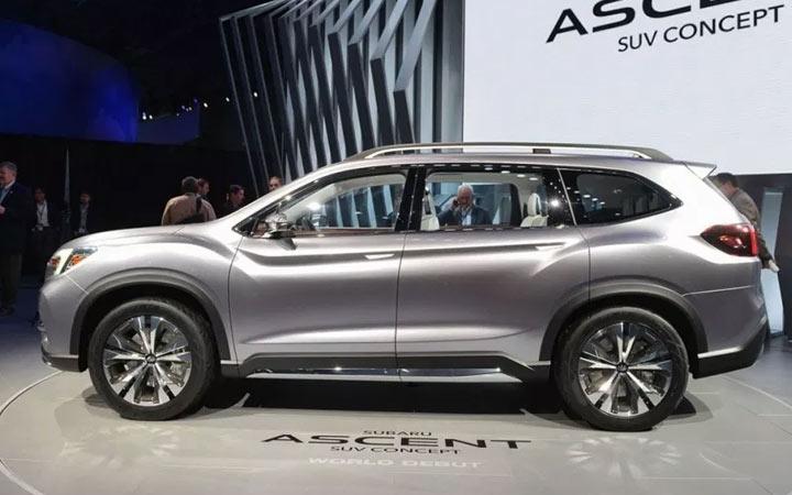 Новый Subaru Ascent 2019-2020 года