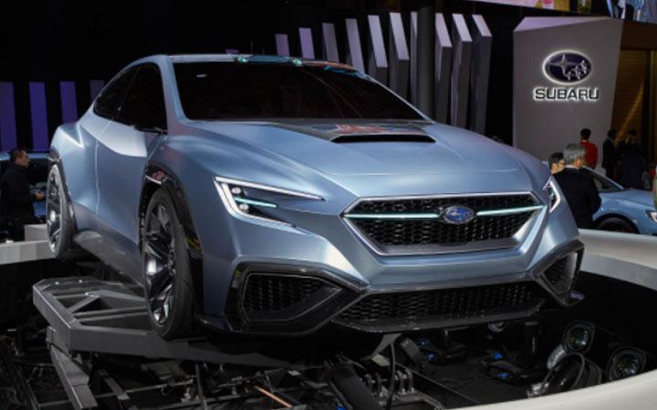 Экстерьер Subaru Impreza 2019-2020 года