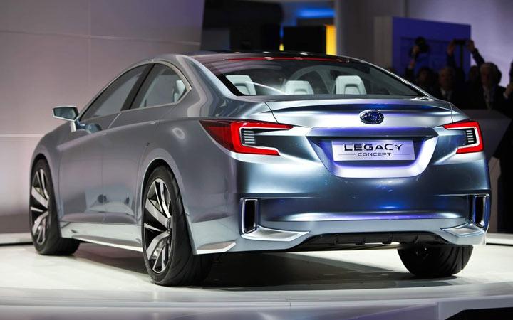 Новый Subaru Legacy 2019-2020 года